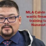 Nunavut MLA Calvin Pedersen Wants Firearm Safety Training Taught in Schools