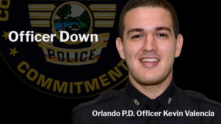 Orlando P.D. Officer Kevin Valencia
