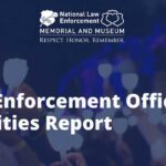 American Law Enforcement Line of Duty Deaths in 2020