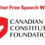 Another free speech win for the Canadian Constitution Foundation