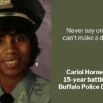 Former Police Officer Cariol Horne wins 15-year battle with Buffalo Police Department