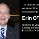 Erin O'Toole, Where do you stand on Canada's broken Firearm Prohibition Order System?