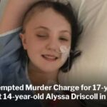 No Attempted Murder Charge for 17-year-old who shot 14-year-old Alyssa Driscoll in the head