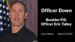 Officer Down: Boulder Police Department Officer Eric Talley