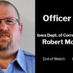 Officer Down: Iowa Department of Corrections Officer Robert McFarland