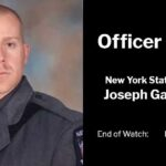 Officer Down: New York State Trooper Joseph Gallagher