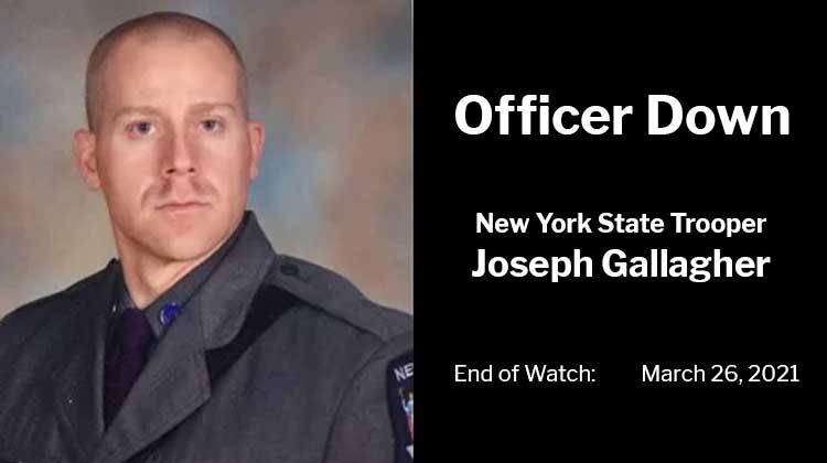Officer Down: New York State Trooper Joseph Gallagher