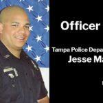 Tampa Police Department Master Patrol Officer Jesse Madsen
