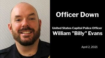 United States Capitol Police Officer William Evans