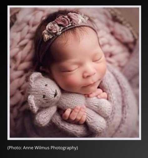 Baby Olivia Schleicher