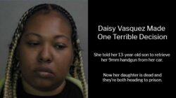 Daisy Vasquez Made One Terrible Decision