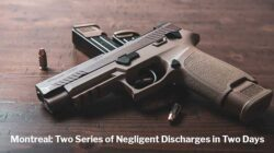 Negligent Discharge: Two Teen Montreal Morons Apprehended