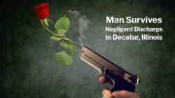 Negligent Discharge: Man Shoots Himself with Stolen Handgun During Traffic Stop