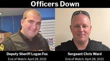 Officers Down: Deputy Sheriff Logan Fox and Sergeant Chris Ward