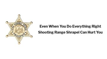 Shooting Range Shrapnell - Even When You Do Everything Right