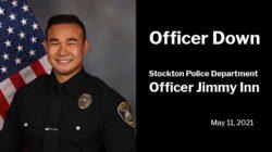 Stockton Police Department Officer Jimmy Inn