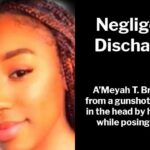 Negligent Discharge: A'Meyah T. Brewton shot in the head by her boyfriend
