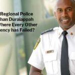 Can Peel Regional Police Chief Nishan Duraiappah Succeed Where Every Other Police Agency Failed?