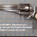 Nanaimo RCMP's Takedown of a Naïve 22-year-old and His Replica Revolver is an Object Lesson for us All