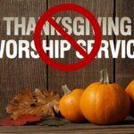 Pastor Cody Butler Arrested for Hosting Thanksgiving Worship Service