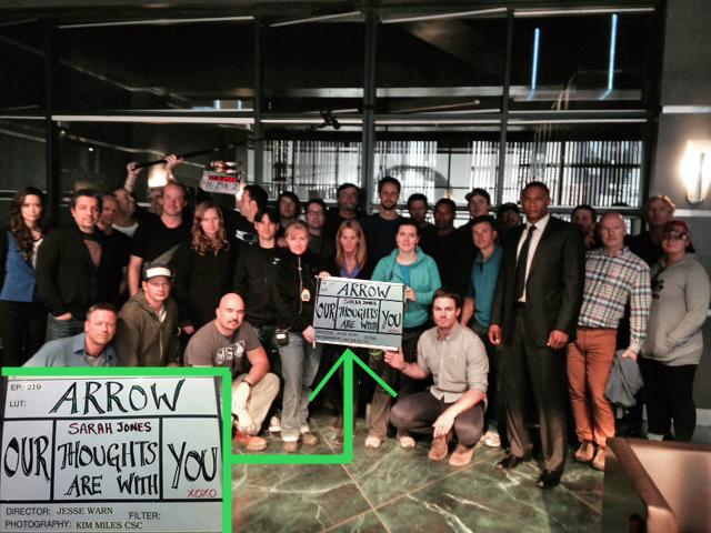 Arrow Crew