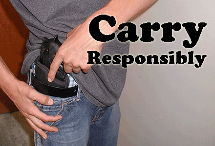 Carry-Responsibly