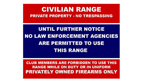 Civilian-Range-Project-Sign