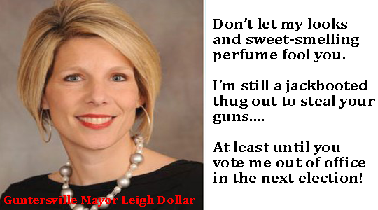 Guntersville-Mayor-Leigh-Dollar