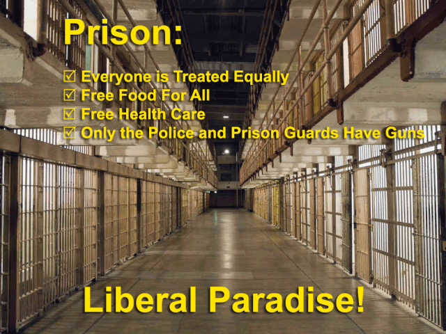 Liberal-Paradise-Where-Only-Police-and-Guards-Have-Guns