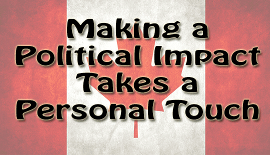 Making-a-Political-Impact-Takes-a-Personal-Touch