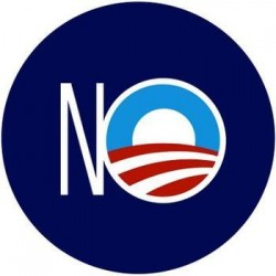 Nope!  No Second Term for Obama