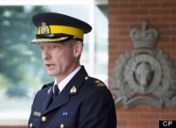 RCMP Inspector GARRETT-WOOLSEY