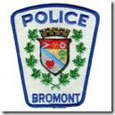 bromont-police-crest