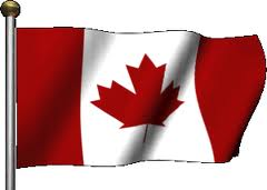 The Canadian Flag - the flag of the ENTIRE country, despite what Pauline Marois and her merry band of morons believe.