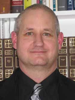 Pastor Jim Butler