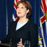 Christy Clark: BC's ditzy and unelected premier