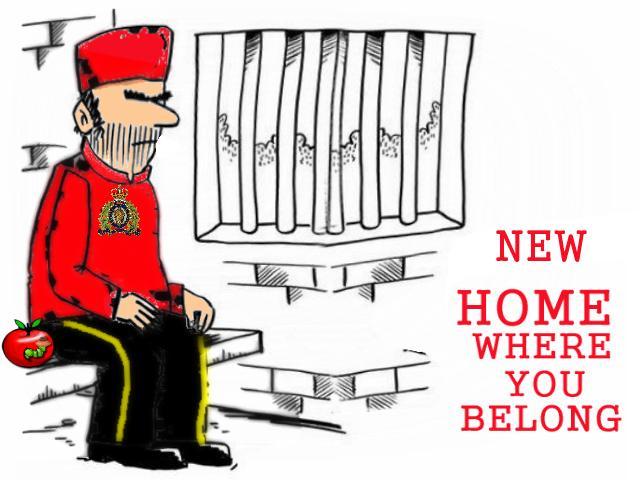 Send RCMP Constable Geoff Mantler to prison